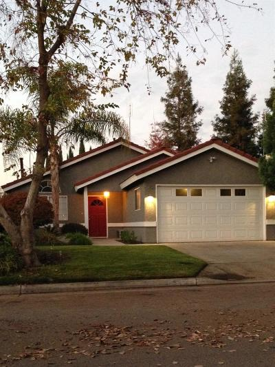Fresno Single Family Home For Sale: 5706 W Ellery Avenue