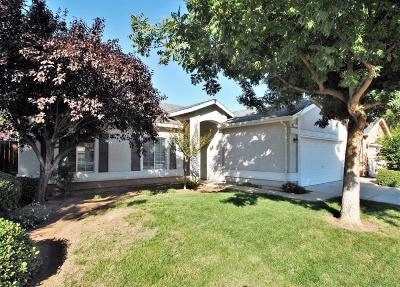 Clovis Single Family Home For Sale: 1757 Gibson Avenue