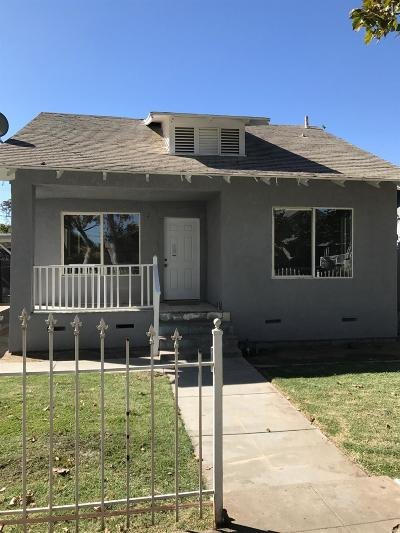 Fresno Single Family Home For Sale: 2826 E Madison