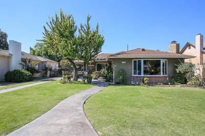 Fresno Single Family Home For Sale: 1555 N Arthur Avenue