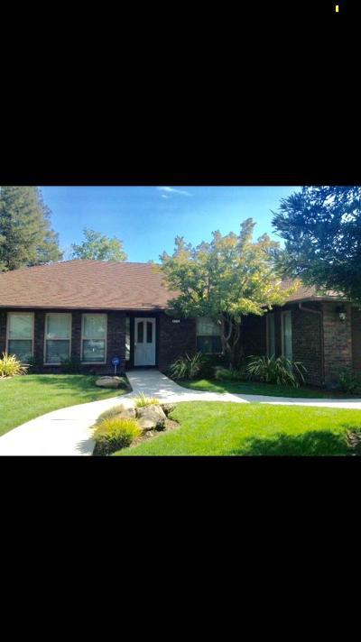 Fresno Single Family Home For Sale: 8732 N Fuller Avenue