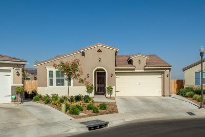 Clovis Single Family Home For Sale: 3889 Mecca Avenue