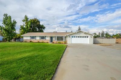 Madera Single Family Home For Sale: 26647 Greentree Avenue