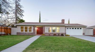 Madera Single Family Home For Sale: 2811 National Avenue