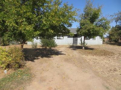 Madera Single Family Home For Sale: 28339 California Avenue