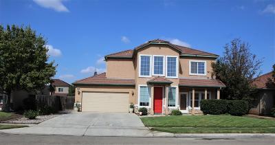 Sanger Single Family Home For Sale: 2976 Holt Avenue