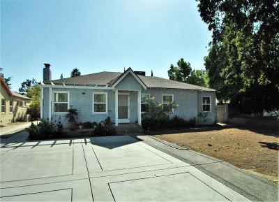 Fresno Single Family Home For Sale: 1930 E Clinton Avenue