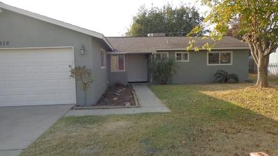 Hanford Single Family Home For Sale: 812 Lassen Drive