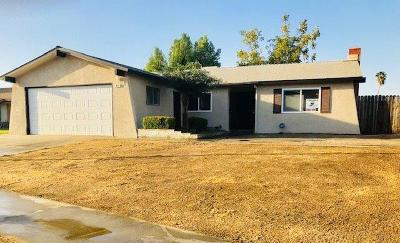 Madera Single Family Home For Sale: 825 Wessmith Way