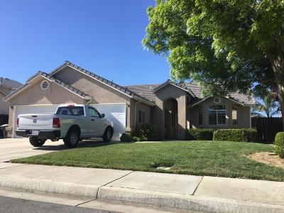 Coalinga Single Family Home For Sale: 291 San Simeon Lane