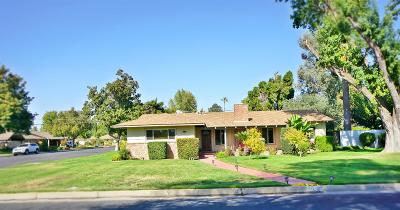 Madera Single Family Home For Sale: 145 N Park Drive