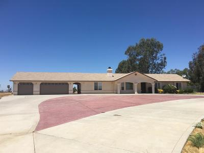 Madera Single Family Home For Sale: 20434 Road 31