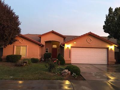 Madera Single Family Home For Sale: 3714 Via Capitola