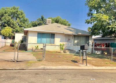 Madera Single Family Home For Sale: 819 Washington Avenue