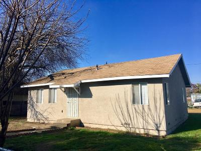 Hanford Single Family Home For Sale: 11722 2nd Place