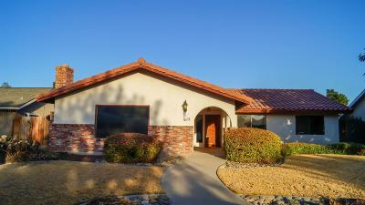 Coalinga Single Family Home For Sale: 615 S Princeton Avenue