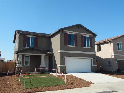Fresno Single Family Home For Sale: 6577 E Christine (Lot 01401) Avenue