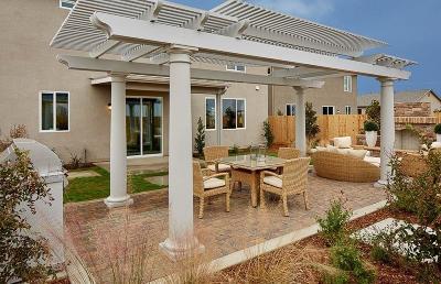 Fresno Single Family Home For Sale: 6569 E Christine (Lot 01301) Avenue