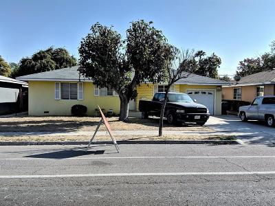 Fresno Single Family Home For Sale: 3612 N Hughes Avenue