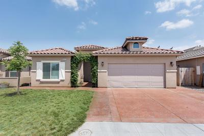 Madera Single Family Home For Sale: 2655 Cherry Tree Drive