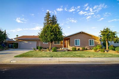 Clovis Single Family Home For Sale: 1845 Dennis Avenue