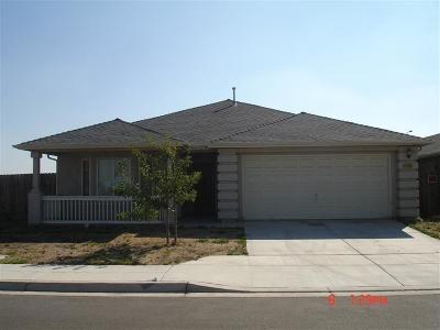 Madera Single Family Home For Sale: 1290 Ardilla Drive