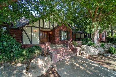 Fresno Single Family Home For Sale: 1560 W Alluvial Avenue