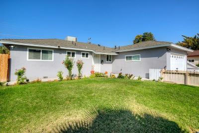 Clovis Single Family Home For Sale: 535 W Rialto Avenue