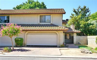 Madera Condo/Townhouse For Sale: 100 Rosewood Circle