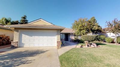 Madera Single Family Home For Sale: 2805 Pinewood Drive