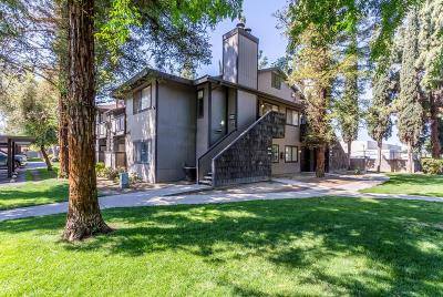 Fresno Condo/Townhouse For Sale: 1190 S Winery Avenue #153