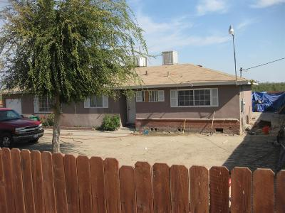 Selma Single Family Home For Sale: 11758 S Amber Avenue