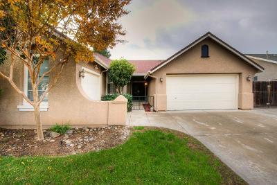 Clovis Single Family Home For Sale: 3274 Megan Avenue