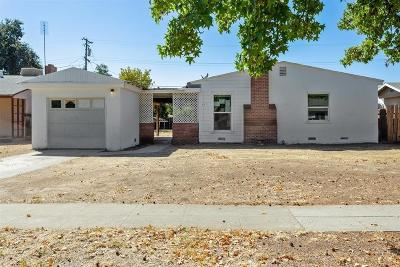 Fresno Single Family Home For Sale: 543 W Cortland Avenue