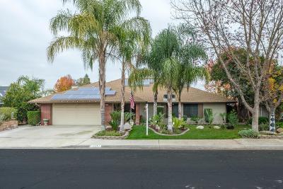 Clovis Single Family Home For Sale: 1171 Jasmine Avenue