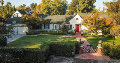 Fresno Single Family Home For Sale: 4757 N Van Ness Boulevard