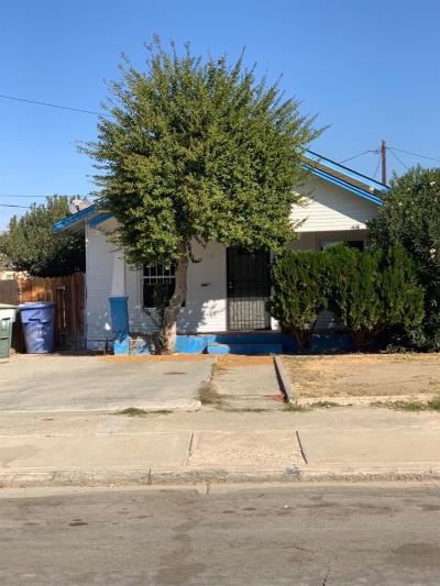 Coalinga Single Family Home For Sale: 219 E Pleasant Street