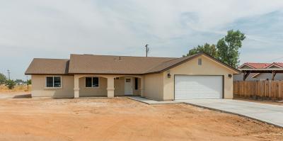 Madera Single Family Home For Sale: 17911 San Ramon Road