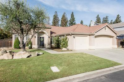 Fresno Single Family Home For Sale: 10485 N Sinclair Circle