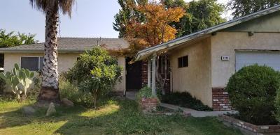 Fresno Single Family Home For Sale: 6746 N Sharon Avenue