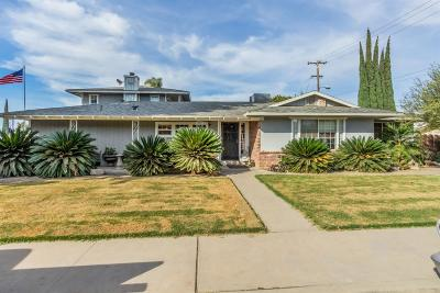 Kerman Single Family Home For Sale: 15162 W San Joaquin Avenue