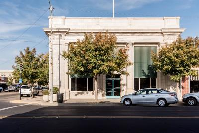 Reedley Commercial For Sale: 1100 G Street