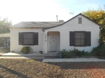 Single Family Home Pending: 2419 W Hedges Avenue