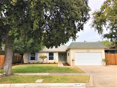 Single Family Home For Sale: 4889 E San Gabriel Avenue