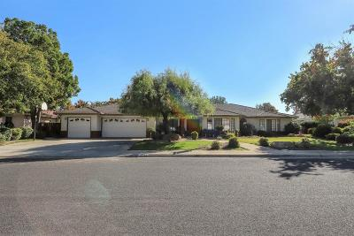 Madera Single Family Home For Sale: 2296 Dutra Way