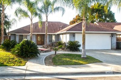 Clovis Single Family Home For Sale: 1460 Fir Avenue