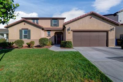 Madera Single Family Home For Sale: 1383 La Quinta Way