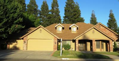 Fresno Single Family Home For Sale: 10186 N Quail Run Drive