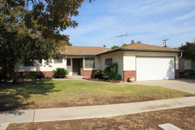 Fresno CA Single Family Home For Sale: $214,900