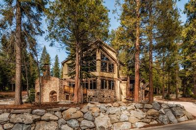 Shaver Lake Single Family Home For Sale: 42028 Rhinestone Lane